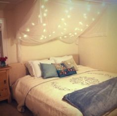 This Would Be Perfect Do To In Your Room Attaleannemarie Cozy Bedroombedroom Ideasdream