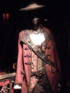 Angelica Penelope Cruz Pirates of the Caribbean costume