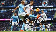 Manchester City vs Tottenham Highlights | Premier League February 14, 2016