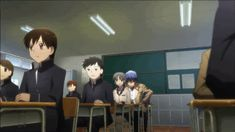 Angel beats funny | Angel Beats( and this would happen if you say yaoi is weird