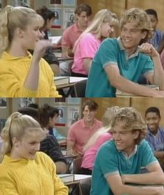 Paul Walker and Josie Davis in Charles in Charge Paul Walker Movies, Rip Paul Walker, Cody Walker, Jason Momoa Aquaman, Paul Walker Pictures, Blonde Moments, Lance Gross, Michael Ealy, Timothy Olyphant