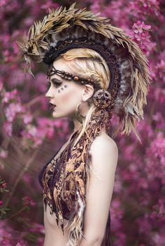 Richard Pryde – Kady Scarlett • Dark Beauty Magazine