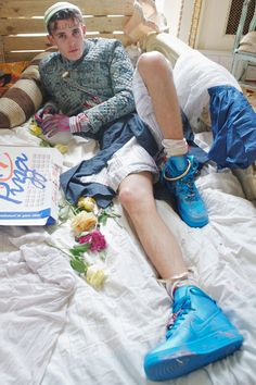 MEADHAM KIRCHHOFF SPRING/SUMMER 2013 MEN'S COLLECTION