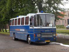 Oude gevangenenbus