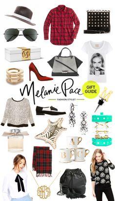 Holiday Gift Guide blog.melaniepace.com