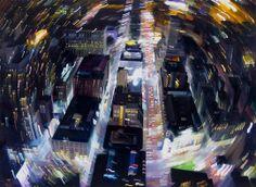 Dizzying Realistic Cityscapes by Alexandra Pacula - mashKULTURE