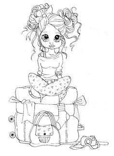 1000 images about z coloring for amber girl 39 s for Ramona quimby coloring pages