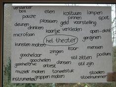 Juf Janneke- thema: welkom in ons theater!