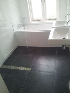 Vloertegel Belgisch Hardsteen (imitatie) - Mawi tegels