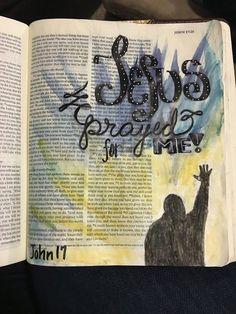 Image result for bible journal john 17