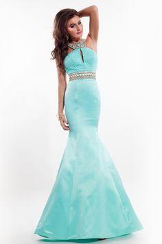 Rachel Allan Prom Dress 7215 Pageant Dress