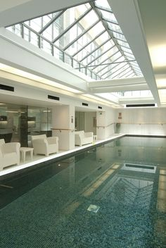 Pool & Gym. At Town Hall Hotel. Explore London's East End like a local. By Hotelied.