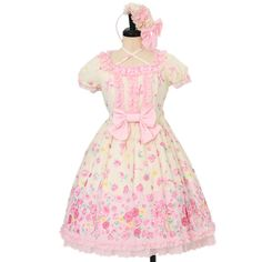 Angelic Pretty's Powder Roseワンピース+カチューシャセット. 2964 Angelic Pretty items at affordable prices are currently in stock at Wunderwelt. Here you can find the biggest line-up of vintage and premier items in the country. Orders paid for by noon will be shipped on the same day. Receive your domestic orders as early as the next day!