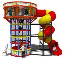 Indoor Playground Equipment Model:Spider Game Size:850x850x450