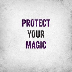 """iamkreeshaturner: """"Your magic is one of a kind. Honor it. Respect it. Not everyone deserves the privilege… #ArmourUp  #Magic """""""