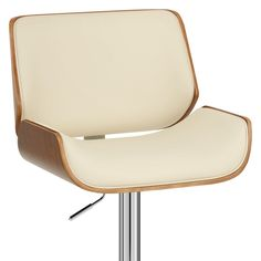 2x DIAMOND Chrome /& GAS Lift pivotant en cuir synthétique Kitchen breakfast bar stool