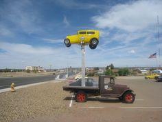 route 66 | Arrêt au Musée de la route 66 à Santa Rosa (déja visité mais ...
