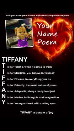 Name poem