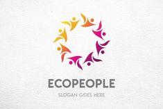 Cricle / People / global by Diersyanart on @creativemarket
