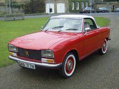 Peugeot 304 1974