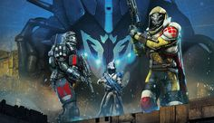 Destiny is one of my favorite video games-well, it was. I'm a really big fan of games that involve lots of co-op. So obviously, I liked Destiny because that's what the game is entirely