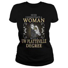 603 UW PLATTEVILLE T Shirts, Hoodies. Check price ==► https://www.sunfrog.com/LifeStyle/603-UW-PLATTEVILLE-Black-Ladies.html?41382 $23.99