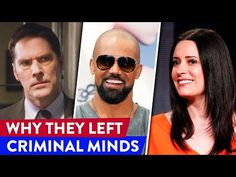 The Real Reason Why Main Characters Left Criminal Minds Criminal Minds Season 2, Criminal Minds Cast, Madison Square, Dream Guy, Maine, How To Find Out, Mens Sunglasses, It Cast, Mindfulness
