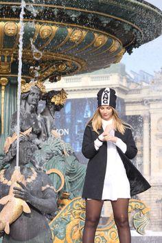 Paris (cliché prise le 8/11/14) Model (Justine)