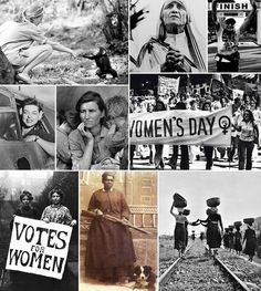 """Happy International Women's Day!    """"Lock up your libraries if you like; but there is no gate, no lock, no bolt that you can set upon the freedom of my mind.""""  ― Virginia Woolf"""