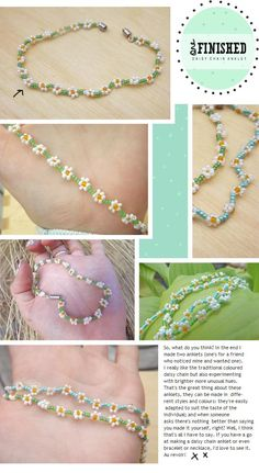 Diy daisy chain anklets! Woah. Okay. I'm seriously in love. Anyone who knows me knows that I absolutely love daisies. Like more than life itself. So I NEED them.