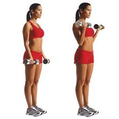Here are 2 arm workouts that you can do in 3 minutes to not only get your biceps popping but also your heart pumping.