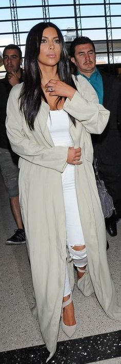 Kim Kardashian: Purse – Givenchy  Jeans – Mother  Shoes – Balenciaga