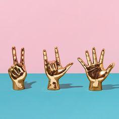 #brass hands #shopconsort #consortdesign #interior #decor