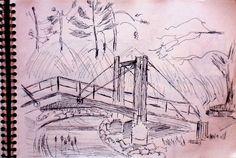 Arte Moderna e Contemporânea: Europarque, a ponte