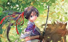 The Elusive Samurai Chapter 20: Your Weapon is Kindness - Jump Time – OTAQUEST Manga Illustrations, Character Development, Samurai, Weapons, Anime, Drawings, Art, Weapons Guns, Art Background
