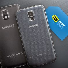 Get a $50 Best Buy gift card when you purchase a Galaxy smartphone by 5/17. See more  http://www.smartphonemobilenews.com