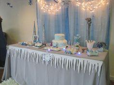 Disney Frozen Birthday Party Ideas   Photo 3 of 15   Catch My Party