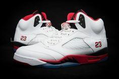 Air Jordan V Fire Red