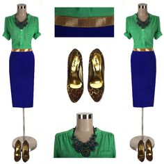 Daily outfit inspiration! www.shoxie.com.