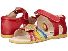 Livie & Luca Nova (Toddler/Little Kid) Red - Zappos.com Free Shipping BOTH Ways