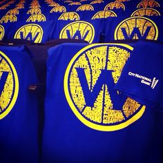 20,000 of these awaited those entering #WarriorsGround on November 1.