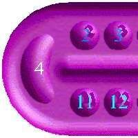 Play Mancala Online! Also called Kalah or Oware