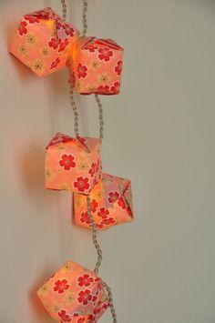 Fleurs de cerisiers Japonais pour chambre de petites filles 37 euros