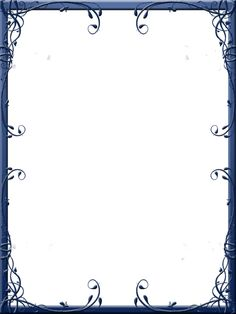 gothic frame png | Printable Gothic Border Pictures