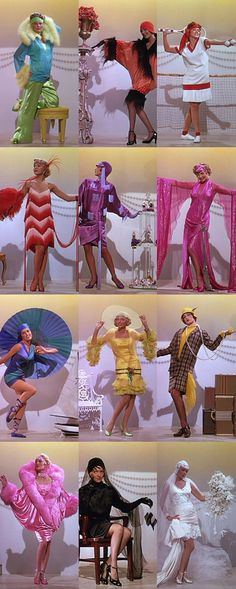 A Beautiful Girl...Singin' in the Rain (1952) Costume Designer: Walter Plunkett