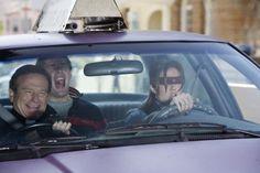 Still of Robin Williams, Mandy Moore and John Krasinski in License to Wed (2007)