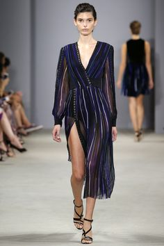 J. Mendel Spring 2016 Ready-to-Wear Collection Photos - Vogue
