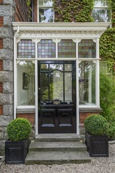 Find Property, Property For Sale, Porch Interior, Interior Ideas, Dublin House, Apartments For Sale, Berg, Doorway, Gazebo