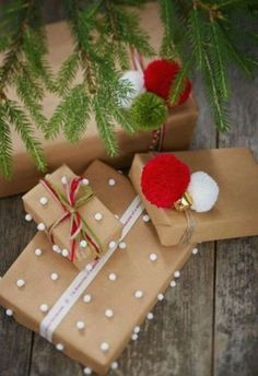 Christmas Present Wrap, Christmas Gift Wrapping, Best Christmas Gifts, Christmas Presents, Diy Gifts, Holiday Gifts, Christmas Crafts, Christmas Ideas, Christmas Pictures