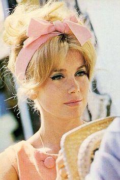 Catherine Deneuve's, '60's Style.